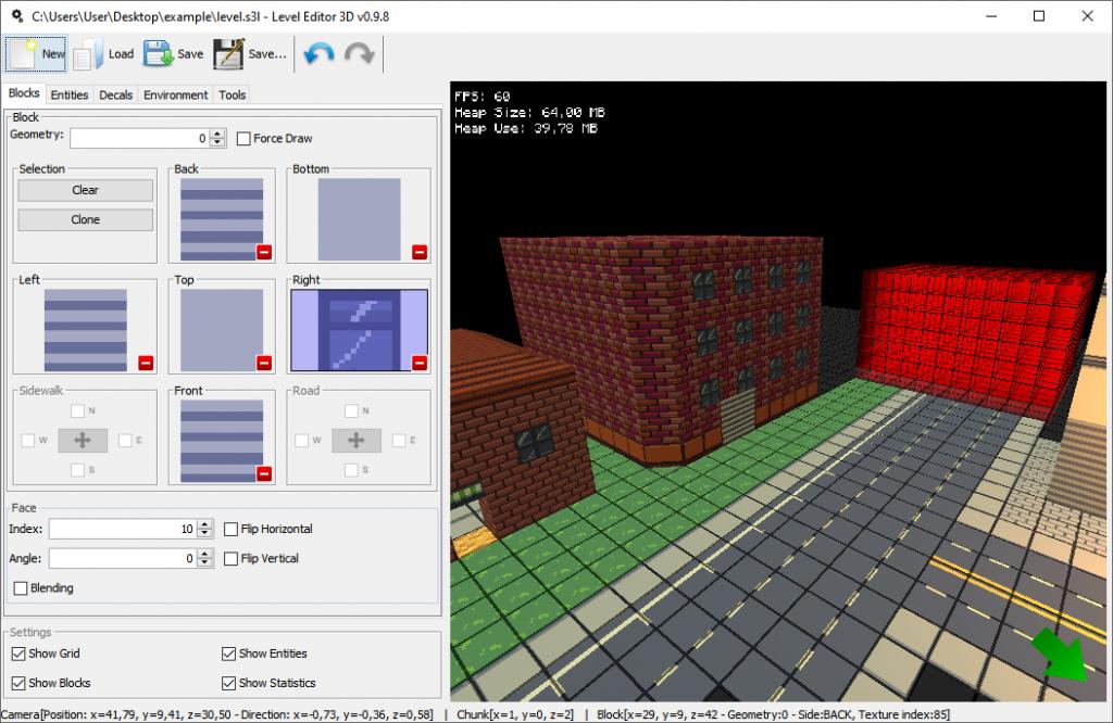 Level Editor 3D - Sergio Soriano